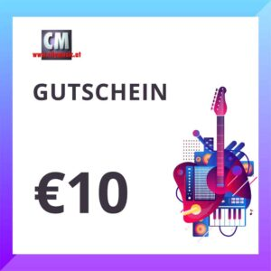 City Music Gutschein