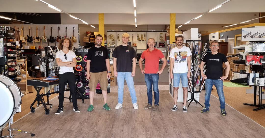 CityMusic Krems Team